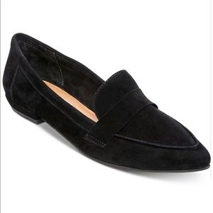 Steve Madden Carver Suede Tailored Flats